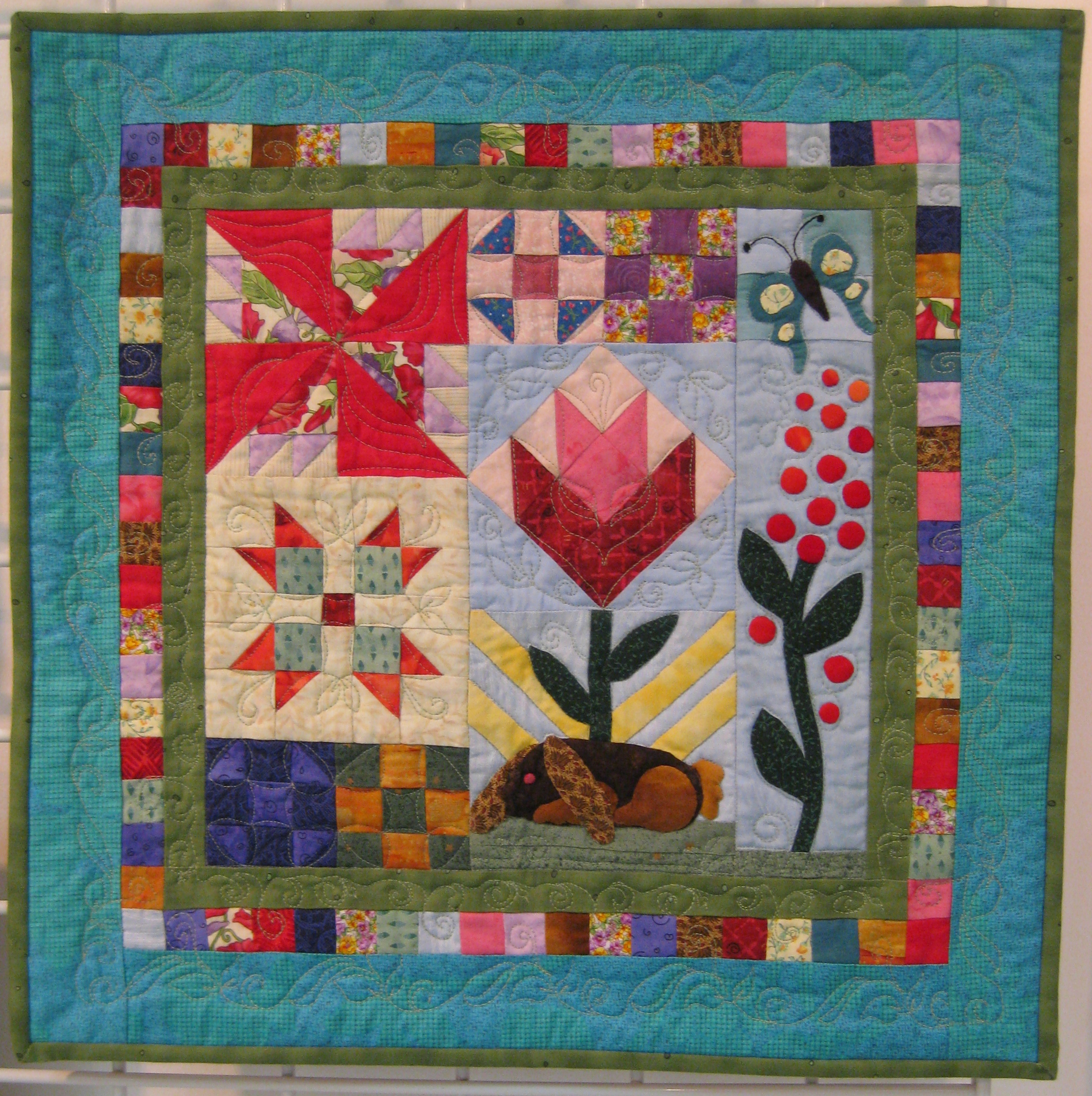 Superb img of wanderingquilter Musings of a Canadian in Far  Away Lands Page 29 with #AD1E28 color and 2288x2297 pixels